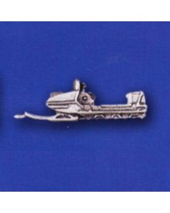 Sterling Silver Snowmobile Charm AAA-1685