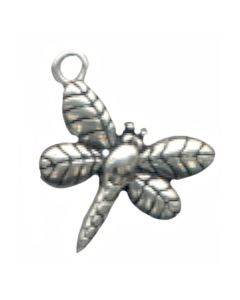 Sterling Silver Dragonfly Charm BBB-1725
