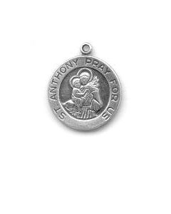 Sterling Silver St. Anthony Charm