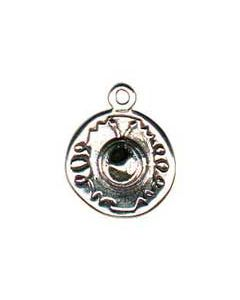 Sterling Silver Hat Charm: Sombrero