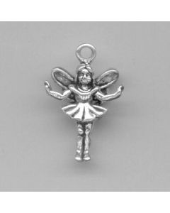 Sterling Silver Fairy Charm: Child