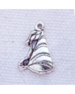 Sterling Silver Party Hat Charm