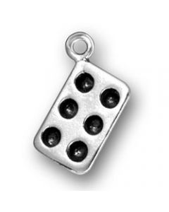 Sterling Silver Muffin Pan Charm or Cupcake Pan Charm