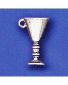 Sterling Silver Chalice Charm
