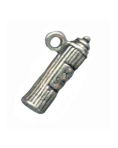 Sterling Silver Hair Spray Charm