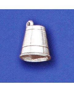 Sterling Silver Thimble Charm  W-728